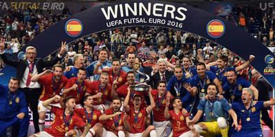 La Selección Española de Fútbol Sala jugará en Talavera