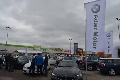Family Days de BMW en el PC El Golf