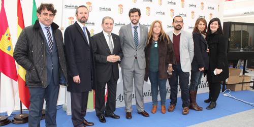 Caja Rural Castilla-La Mancha colabora en la IV Feria del Stock de Fuensalida