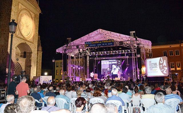 El Festival de Jazz brilla con luz propia