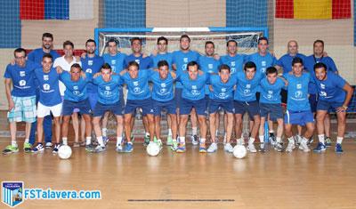 El Fútbol Sala Talavera, listo para afrontar una apasionante pretemporada