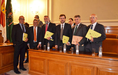 La Diputación de Toledo destina más de 100.000.000 de euros en ayudas directas a los pueblos en esta legislatura
