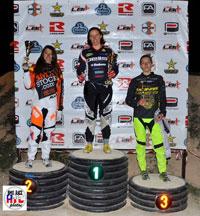 Nueve trofeos se trajeron a casa los pilotos del club BMX Los Pinos de Campello (Alicante)
