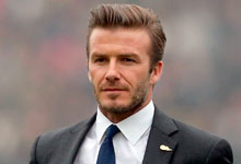 David Beckham sufre un accidente de tráfico tras recoger a su hijo de un partido de fútbol