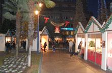 Fuerte empuje de los comerciantes ante el inicio de la campaña navideña