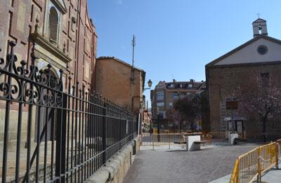 Se adjudican las obras del Urban 10+4 en la Plaza de San Miguel por 245.000 euros