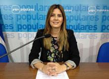 """Agudo: """"los gobiernos del Partido Popular están comprometidos con los ciudadanos, especialmente los que más lo necesitan"""""""