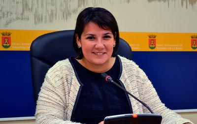 """Agustina García: """"El grueso del sustento del Ayuntamiento lo están soportando los ciudadanos con el dinero que están pagando debido a la subida de tasas e impuestos"""""""