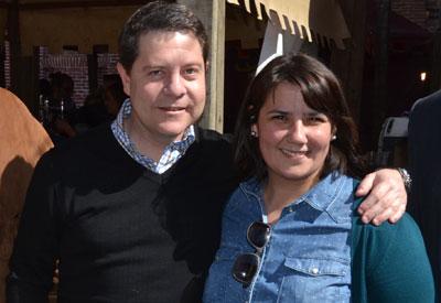 Agustina García, concejala del Grupo Municipal del PSOE de Talavera, número dos de Page