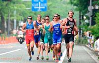 El triatleta Fernando Alarza termina en undécima posición en los Juegos Europeos de Bakú