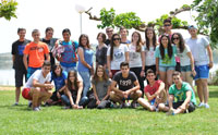 Actividades educativas en el IES SanIsidro en el Club Naútico Serranillos