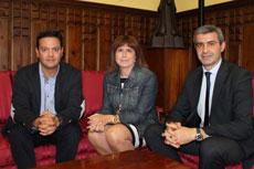 La alcaldesa de Cebolla confirma a la Diputación que participarán en el Plan de Empleo de la Junta
