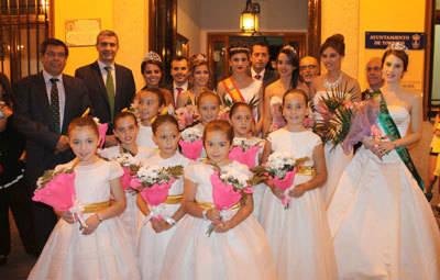Álvaro Gutiérrez anima a los torrijeños a disfrutar en paz y armonía de sus fiestas de la Sementera 2015