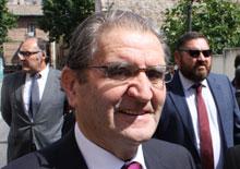 Andrés Gómez Mora, presidente Caja Rural Castilla-La Mancha: 'los indicadores apuntan a la salida de la crisis'