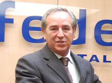 Ángel Nicolás, presidente de CECAM: 'mientras siga habiendo tanto paro la recuperación no es total'