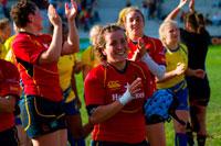 Incondicional apoyo del Juan Ramón Jiménez a la Selección Española de Rugby de cara al Mundial