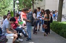 El 94,61% de los estudiantes aprueban las pruebas de acceso en la UCLM