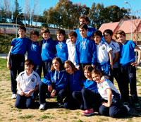 El equipo Benjamín femenino del Aqüis, subcampeón de Castilla-La Mancha