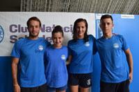 El CN Aqüis cierra la temporada con una gran actuación en el Nacional Infantil de Verano en Sabadell