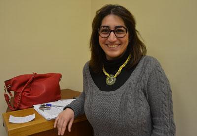 Sonsoles Arnao, nueva coordinadora local de Izquierda Unida Talavera
