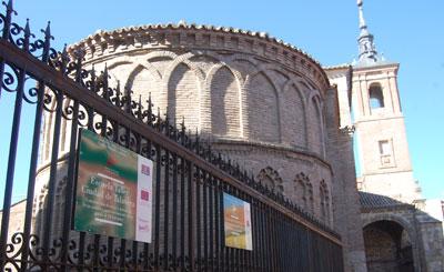 Arrabal apuesta por un centro cultural polivalente para la Iglesia del Salvador