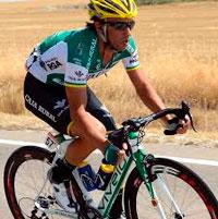 El ciclista talaverano David Arroyo disputa la XXXVII Vuelta a Burgos