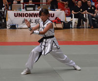 Buen papel de la Escuela de Kung-Fu Talavera en el Nacional de Artes Marciales Chinas
