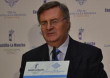 Arturo García-Tizón, presidente de la Diputación de Toledo: 'entre todos vamos adelante y con divisiones no logramos nada'