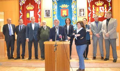 Ramos da a conocer el fallo de los XIV Premios 'Ciudad de Talavera'