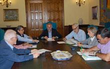 El Ayuntamiento contribuirá para hacer del Corpus Christi una fiesta de interés cultural y turístico
