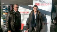 SEAT colabora con Cruz Roja con más de 200 kilos de alimentos no perecederos