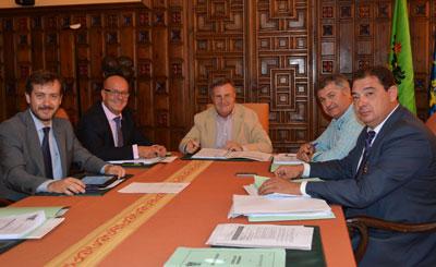 La Diputación de Toledo destina cerca de 70.000 euros en convenios de colaboración en el área de Bienestar Social
