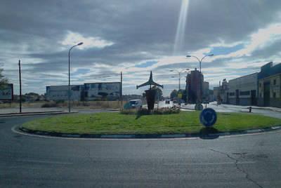 Finalmente se mantendrá la rotonda de acceso a Patrocinio en el proyecto del Urban