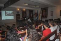 Ni�os de Castillo de Bayuela mantienen un v�deo-encuentro con alumnos libaneses