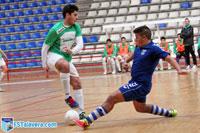 El Soliss FS Talavera Juvenil cae en un partido de detalles ante Bayuela