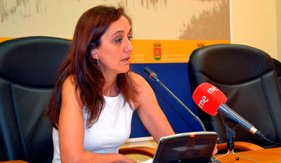 Bellón recrimina que después de tres años de Gobierno del PP, Talavera sigue sin AVE