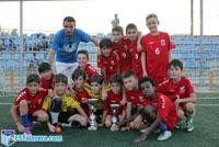 Los Benjamines del Soliss FS Talavera conquistan el Torneo 'Ciudad de la Cerámica'