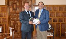 Emilio Bravo felicita al sector hostelero por la elección de Toledo como sede del XV Congreso Nacional de Hostelería