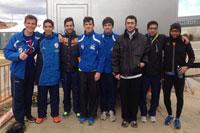 Bronce para la UDAT en categoría masculina por equipos en el Cross Corto de Guadalajara