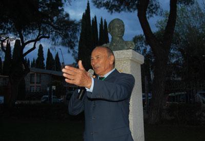 Raúl Sánchez, una vida dedicada al mundo del toro reconocida en el 'Paseo de los Toreros'