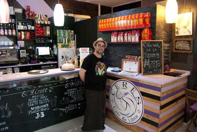La cafetería 'Ceres Café & Libros' de Talavera, incluida entre las mejores de España