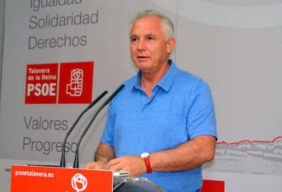 """El senador Camacho lamenta que en los PGE """"no hay una sola partida para la creación de empleo en Talavera"""""""