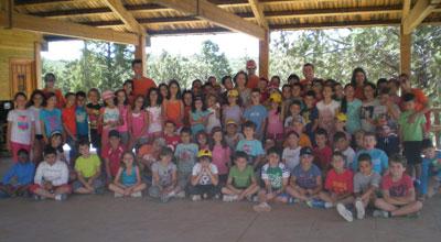 327 jóvenes participan en los campamentos de verano de la Diputación