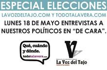 Todos los candidatos a la Alcaldía de Talavera hablan para La Voz del Tajo y TodoTalavera
