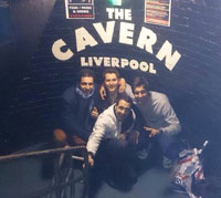 TALAVERANOS POR EL MUNDO: Carlos Agüero, 25 años (Liverpool, Inglaterra)