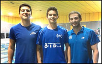 Carlos Moreno y David Puebla, del CN Talavera, seleccionados para el Campeonato de España por Comunidades