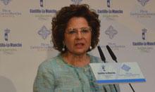 Carmen Riolobos, portavoz del Partido Popular de CLM: 'Castilla-La Mancha es ejemplo en Europa'