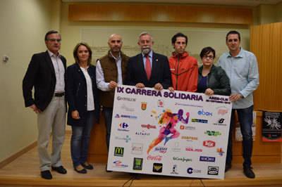 Talavera se prepara para su próxima prueba de atletismo, la IX Carrera Solidaria de ASEM-CLM