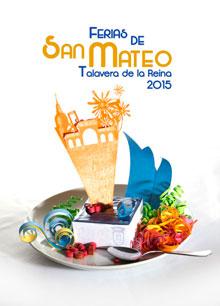 El cartel de las Ferias de San Mateo se inspira en Carlos Maldonado, ganador de MasterChef y próximo pregonero
