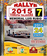 Completo el cupo de equipos para el VII'Memorial Luis Rubio' que Ebora Veteran Car organiza este sábado
